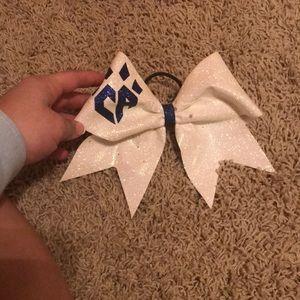 Cheer athletics bow